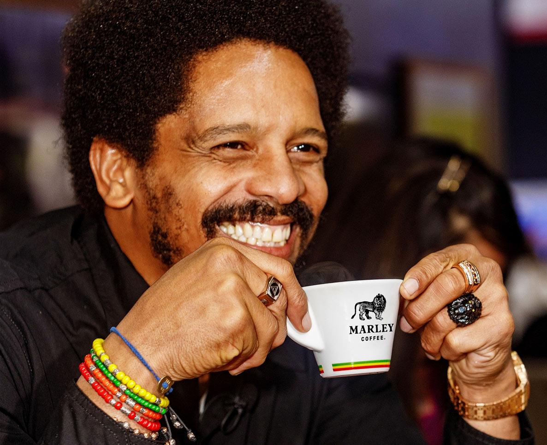 Rohan Marley - Marley Coffee