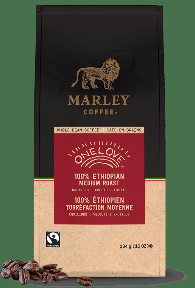 Marley Coffee: One Love Coffee Blend