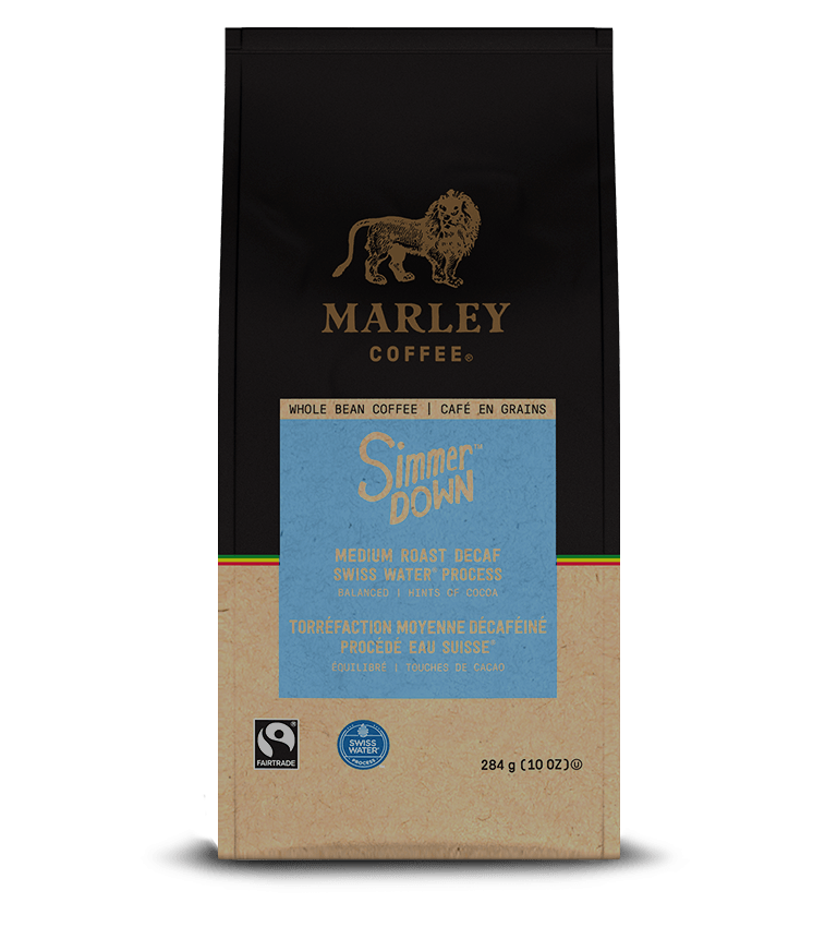 Marley Coffee - Simmer Down and Cup